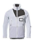 17101-311-0618 Jacket - white/dark anthracite