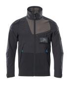 17101-311-0918 Jacket - black/dark anthracite