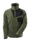17101-311-3309 Jacket - moss green/black