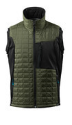 17165-318-0918 Winter Gilet - black/dark anthracite