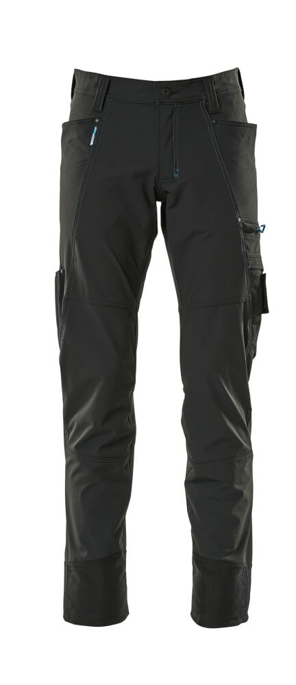 17279-311-09 Trousers - black