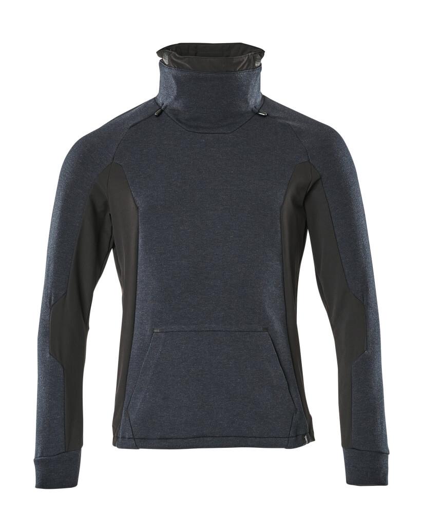 17584-319-01009 Sweatshirt - dark navy/black