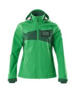 18011-249-33303 Outer Shell Jacket - grass green/green