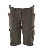 18044-511-18 Shorts - dark anthracite