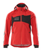 18301-231-20209 Outer Shell Jacket - traffic red/black