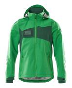 18301-231-33303 Outer Shell Jacket - grass green/green