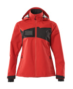 18311-231-20209 Outer Shell Jacket - traffic red/black