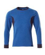 18384-962-91010 Sweatshirt - azure blue/dark navy