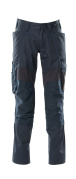18579-442-010 Trousers with kneepad pockets - dark navy