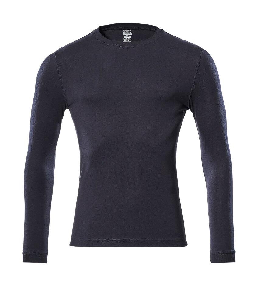 18581-965-010 T-shirt, long-sleeved - dark navy