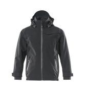 18901-249-09 Softshell Jacket for children - black
