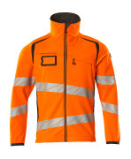 19002-143-1418 Softshell Jacket - hi-vis orange/dark anthracite