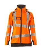 19011-449-1418 Outer Shell Jacket - hi-vis orange/dark anthracite