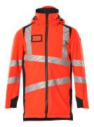 19030-449-14010 Parka Jacket - hi-vis orange/dark navy