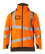 19035-449-1418 Winter Jacket - hi-vis orange/dark anthracite