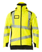 19035-449-1709 Winter Jacket - hi-vis yellow/black
