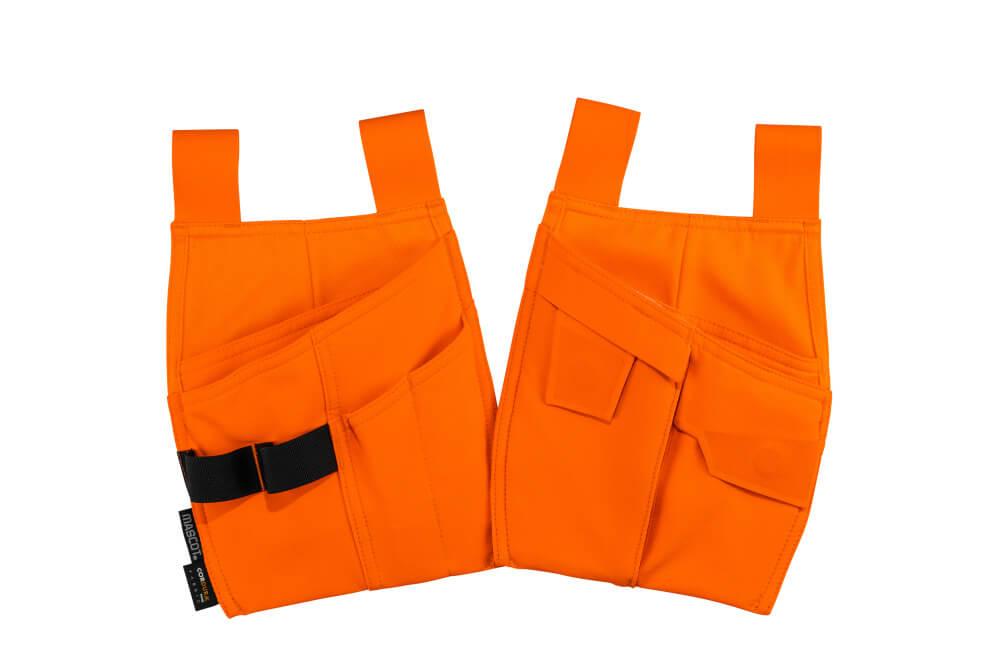 19050-711-14 Holster Pockets - hi-vis orange
