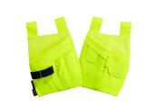 19050-711-17 Holster Pockets - hi-vis yellow