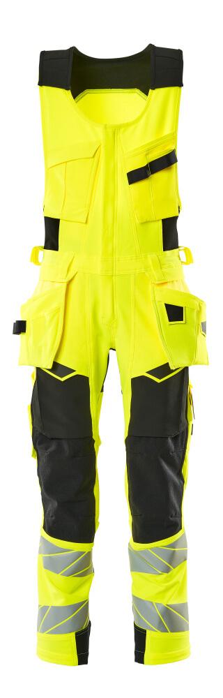 19069-711-1709 Combi suit - hi-vis yellow/black