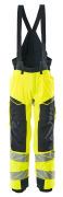 19090-449-17010 Winter Trousers - hi-vis yellow/dark navy