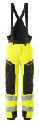 19090-449-1709 Winter Trousers - hi-vis yellow/black