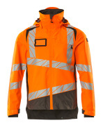19301-231-1418 Outer Shell Jacket - hi-vis orange/dark anthracite
