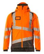 19335-231-1418 Winter Jacket - hi-vis orange/dark anthracite