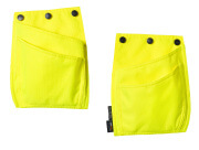 19450-126-17 Holster Pockets - hi-vis yellow
