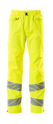 19590-449-17 Over Trousers - hi-vis yellow
