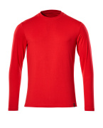 20181-959-202 T-shirt, long-sleeved - traffic red