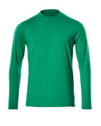 20181-959-333 T-shirt, long-sleeved - grass green