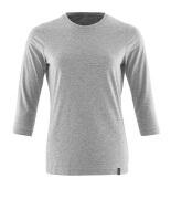 20191-959-08 T-shirt - grey-flecked