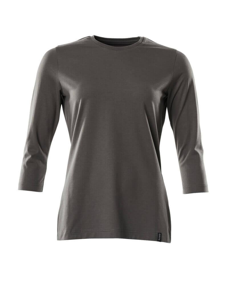 20191-959-18 T-shirt - dark anthracite