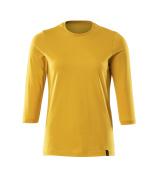 20191-959-70 T-shirt - Curry Gold
