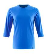 20191-959-91 T-shirt - azure blue