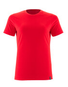 20192-959-202 T-shirt - traffic red