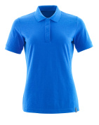 20193-961-91 Polo shirt - azure blue