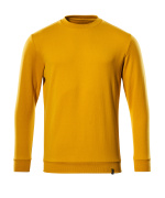 20284-962-70 Sweatshirt - Curry Gold
