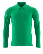 20483-961-010 Polo Shirt, long-sleeved - dark navy