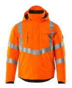 20535-231-14 Winter Jacket - hi-vis orange