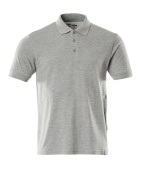 20683-787-08 Polo shirt - grey-flecked