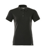 20693-787-90 Polo shirt - deep black