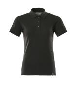 20693-787-90 Polo shirt - deep black