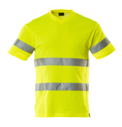 20882-995-17 T-shirt - hi-vis yellow