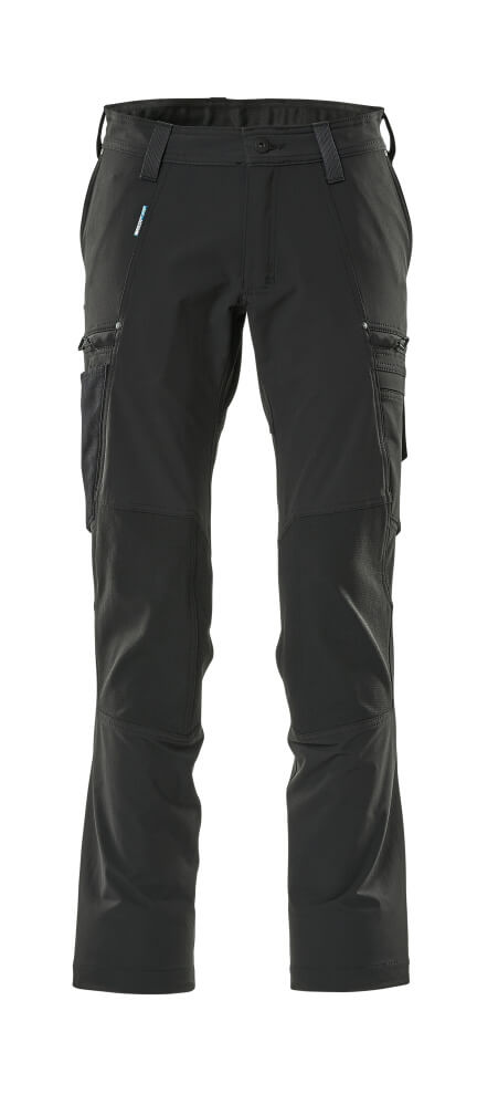 21679-311-09 Functional Trousers - black