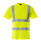 50113-949-17 T-shirt - hi-vis yellow
