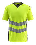 50127-933-1709 T-shirt - hi-vis yellow/black