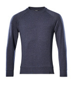 50204-830-66 Sweatshirt - washed dark blue denim
