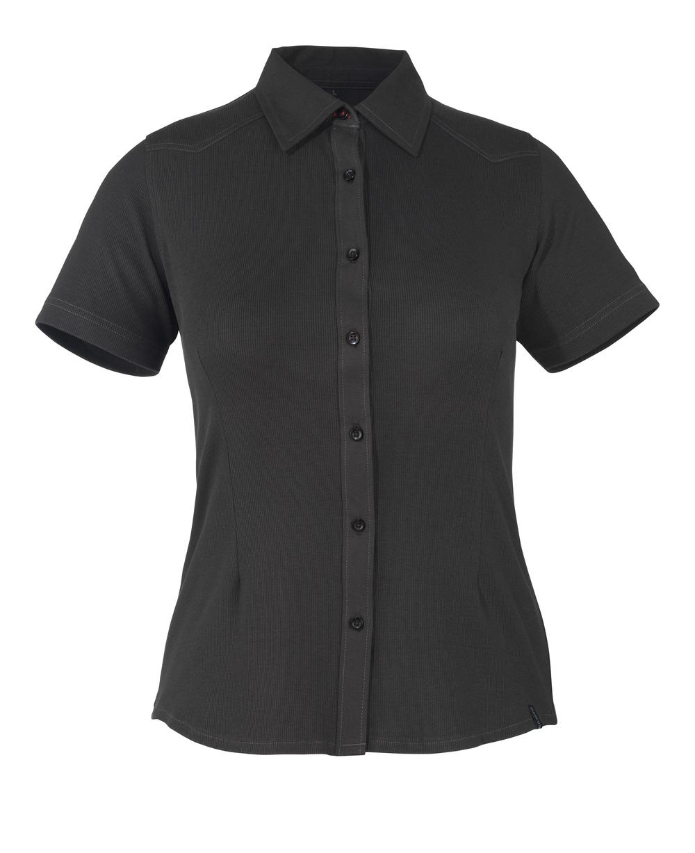 50374-863-09 Shirt, short-sleeved - black