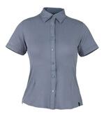 50374-863-180 Shirt, short-sleeved - blue grey